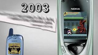 10 Years of Gaming Evolution - Trailer by Gameloft