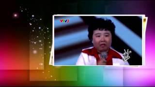 ذا فويس الفيتنامى | طفل رهيب يبهر الجميع بصوته وأدائه وحضوره