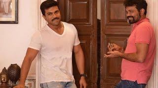 Ramcharan & Sukumar Movie Working Stills || Latest Movie Updates 2017