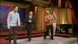 Whose Line is it Anyway Hoedown Drunk mother