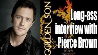 FridayFix •Pierce Brown talks GOLDEN SON