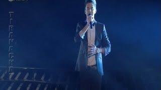 Aldo - I belive I can fly (X Factor Albania 2 - Live Show)