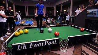 UK Foot Pool Championship 2015