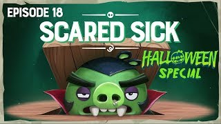 Piggy Tales - Third Act | Scared Sick - S3 Ep18 #Halloween