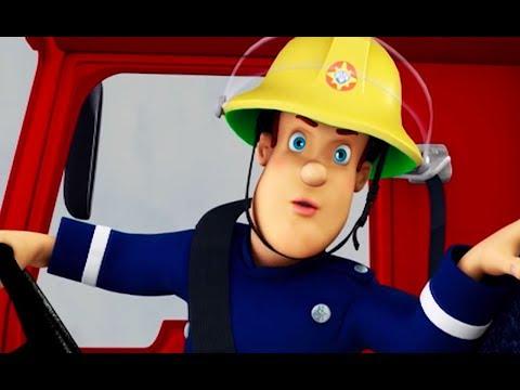 Strażak Sam Każdy chce być bohaterem Bajki dla dzieci po polsku