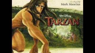 Tarzan Soundtrack Two Worlds Phil Collins Version