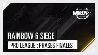 Rainbow Six Pro League - Finales de la Saison 7