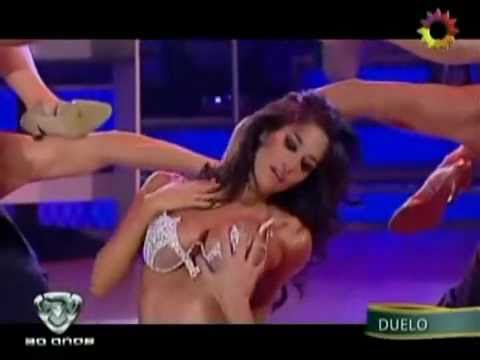 Silvina Escudero & Noelia Marzol Erotic Dance on American Woman by Lenny Kravitz