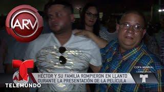 Héctor El Father cuenta su cruda historia | Al Rojo Vivo | Telemundo
