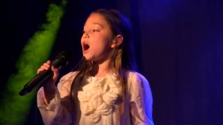 WUTHERING HEIGHTS – KATE BUSH performed by JASMINE at TeenStar singing contest