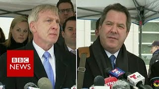 El Chapo trial: Lawyers react to guilty verdict - BBC News
