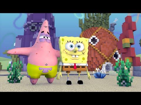 Minecraft : BOB ESPONJA !! - Aventuras Com Mods #36