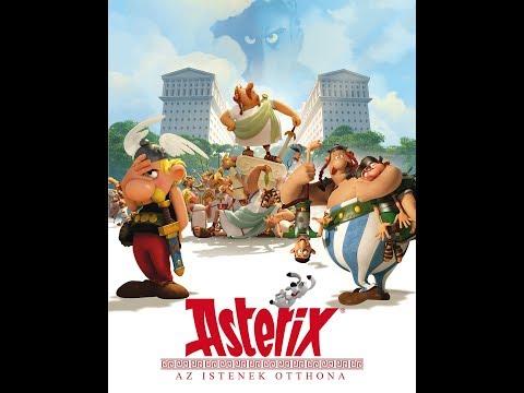 Asterix az istenek otthona Teljes mesék magyarul