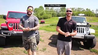 2018 Jeep Wrangler JK vs JL Offroading | Real Alberta Jeep 4x4 Experience