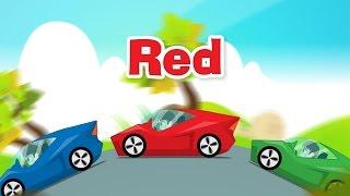 Learn Colors with Cars in English for Kids - تعليم ألوان السيارات باللغة الإنجليزية للاطفال