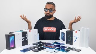 Top 5 BEST Smartphones of 2019 (Mid Year)