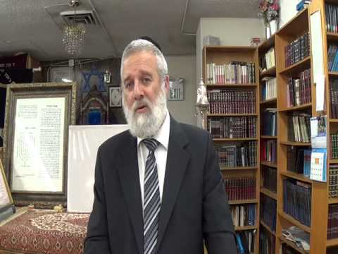 Tehilim (Psalms) Lecture 7 - Chapter 6