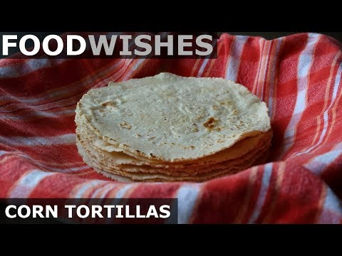 Xxx Mp4 How To Make Corn Tortillas Food Wishes 3gp Sex