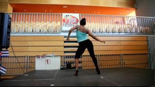 Barbarita Jimenez - Salsa for ladies workshop