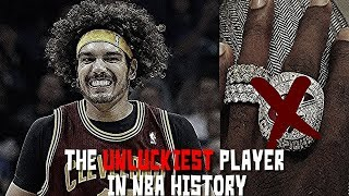 The UNLUCKIEST Player In NBA History