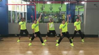 Lungi Dance | Honey Singh | Zumba® fitness | Earl Clinton