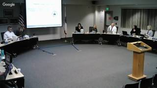 Special Meeting of the Board of Education for Martinez USD - 1/30/17