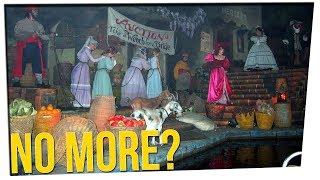 Disneyland Pulls Scene from Popular Ride ft. DavidSoComedy