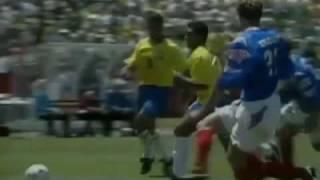 Brazil World Cup 1994 All Goals!