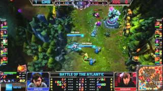 XDG vs GMB G2 - Battle of the Atlantic