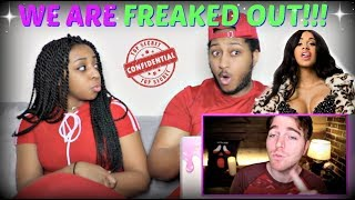 """Shane Dawson """"MIND BLOWING CONSPIRACY THEORIES"""" REACTION!!!"""