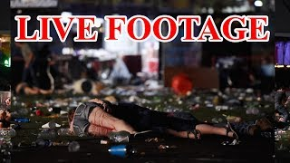 WATCH LIVE: Las Vegas shooting Coverage ALL FOOTAGE