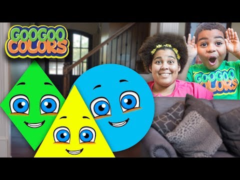 Xxx Mp4 Goo Goo Mom Plays The Shape Game Learn To Identify Shapes With Goo Goo Colors 3gp Sex