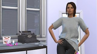 SIMSELF: FIRST BLOG | Episode 1 | (A Sims 4 Series)