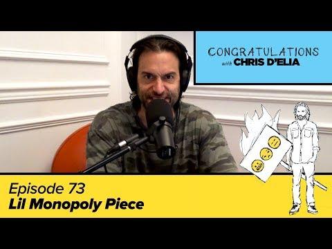Xxx Mp4 Congratulations Podcast W Chris D Elia EP73 Lil Monopoly Piece 3gp Sex