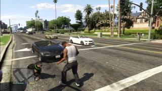 GTA 5 DOGS ATTACK