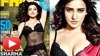 Hot Neha Sharma's Sexy Photoshoot - FHM Magazine 2014