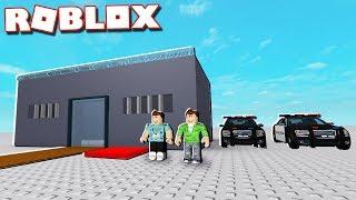 BUILD YOUR OWN ROBLOX PRISON!