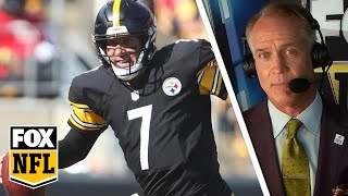 Daryl Johnston: Sunday was the best Steelers performance of the year | FOX NFL