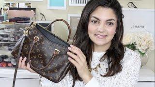 Whats in my Bag | Louis Vuitton Pallas BB!