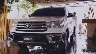 More about Hilux 2016