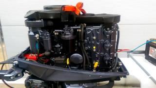 Yanmar Diesel outboard engine D18 D27 D36 D40 OBMs only a few hours