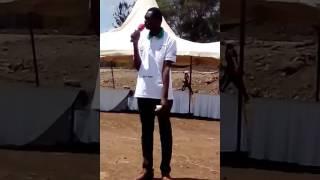 Hosting Amani Mashinani Festival Kibra Edition