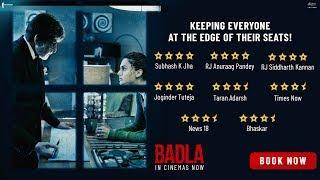 Main Sirf Apne Husband Aur Beti Se Pyaar Karti Hoon | Badla In Cinemas | Amitabh | Taapsee