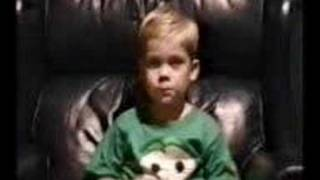 3-Year-Old Jeffrey Singing Geography, States, Capitals Songs