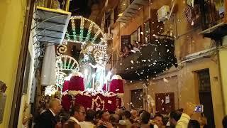 Festa di S. Anna a Palermo (Borgo Vecchio).