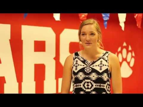 Xxx Mp4 Big Lights Big City Rally Video For Buchanan High School 2015 3gp Sex