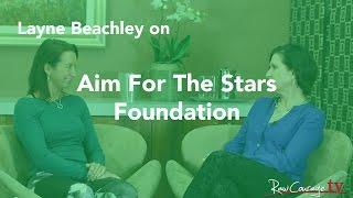 Aim for The Stars Foundation: Layne Beachley (Pt  4)