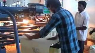 T SHIRT PRINT MACHINE  M&M INDUSTRIES INDIA