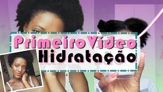 HIDRATAÇÃO DE MAIZENA PARA CABELOS CRESPOS E CACHEADOS - Camila Ventura