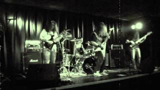 BattleX - Blackened (Metallica cover) - LIVE Klub Gromka 2015